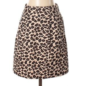Marc by Marc Jacobs Animal Print Skirt